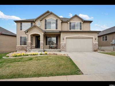 Lehi Single Family Home For Sale: 2774 W Crooked Stick Dr