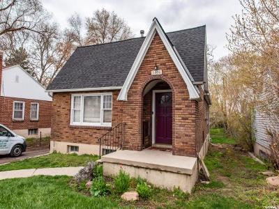Salt Lake City Multi Family Home For Sale: 3406 S 900 E