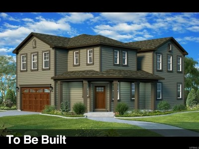 Draper Single Family Home For Sale: 14758 S Glacial Peak Dr #3