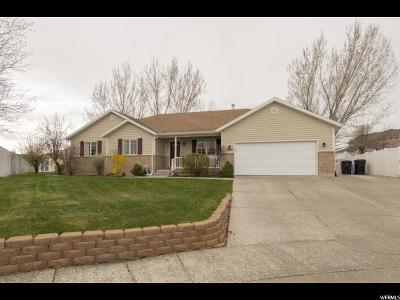 Spanish Fork Single Family Home For Sale: 2244 E 1480 S