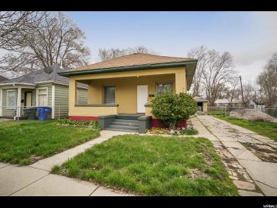 Weber County Single Family Home For Sale: 661 30th St