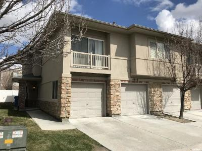 Riverton Townhouse For Sale: 4848 W Stormy Meadow Dr S