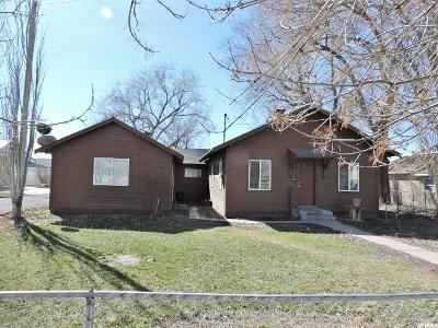 Delta Multi Family Home For Sale: 329 W 100 N
