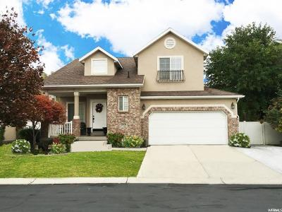 Draper Single Family Home For Sale: 11801 S Sunrise View Dr