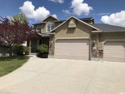 Draper Single Family Home For Sale: 292 E Gold Leaf Cir