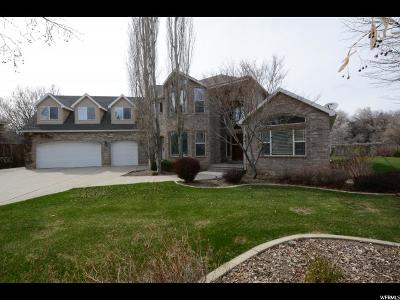 Highland Single Family Home For Sale: 4952 W Old Oak Ln