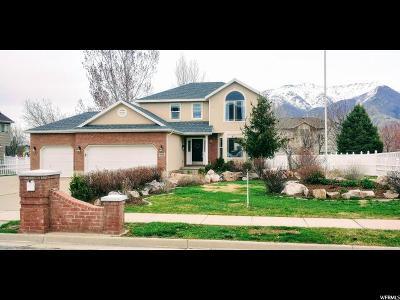 South Weber Single Family Home For Sale: 1982 S Cedar Loop Dr E