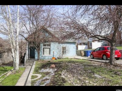 Salt Lake City Multi Family Home For Sale: 1019 E 400 S