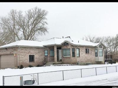 Weber County Single Family Home For Sale: 6763 S 1540 E