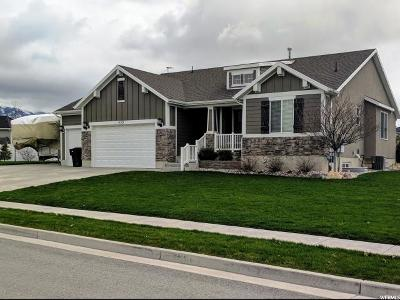 Kaysville Single Family Home Under Contract: 453 W Country Mill Dr. S