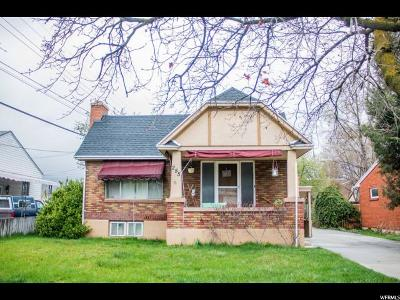 Provo Single Family Home For Sale: 255 S 700 W