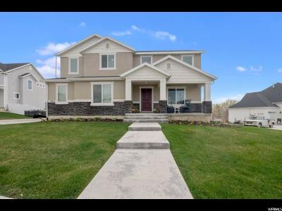 Spanish Fork Single Family Home For Sale: 973 W 1300 S