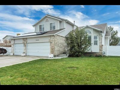 Riverton Single Family Home For Sale: 12052 S Hawes Cir