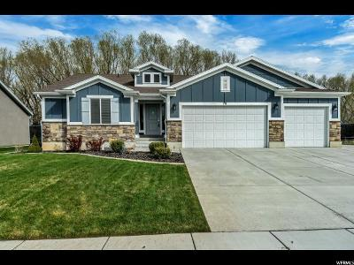 Weber County Single Family Home For Sale: 78 W Country Boy Dr
