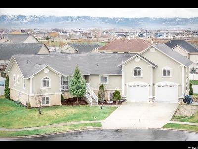 Nibley Single Family Home For Sale: 2327 Clear Creek Cir