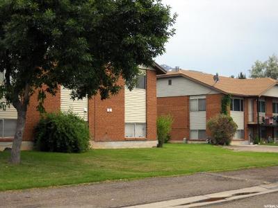 Weber County Multi Family Home For Sale: 469 E 800 N #F