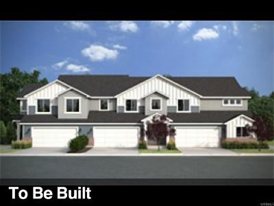 Riverton Townhouse For Sale: 4247 Yuba Park Ct W #299