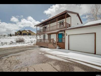 Park City Single Family Home For Sale: 908 Silver Sage Dr