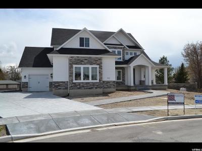 Lehi Single Family Home For Sale: 102 E 1460 N