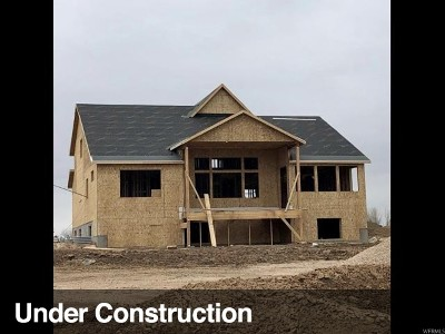 Layton Single Family Home Under Contract: 1321 E Larkspur Way N #316