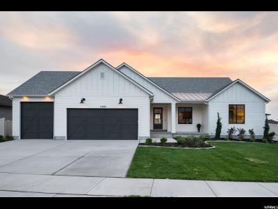 Draper Single Family Home For Sale: 11606 S Douglas Vista Dr W #114