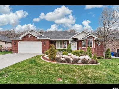 South Ogden Single Family Home For Sale: 1371 E 5250 S