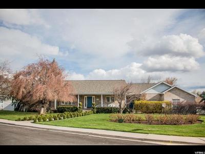 Orem Single Family Home For Sale: 1448 E 970 N