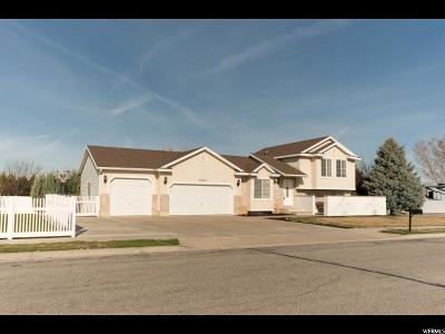 Clinton Single Family Home Under Contract: 2423 N 2350 W