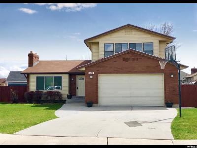 Orem Single Family Home For Sale: 673 W 350 S