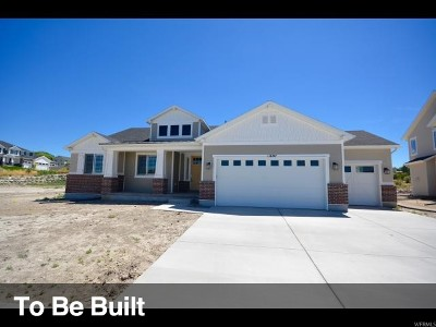 Draper Single Family Home For Sale: 11674 S Douglas Vista Dr W #219