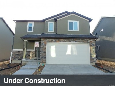 West Jordan Single Family Home Under Contract: 6877 W 7855 S #65