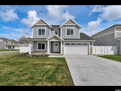 Logan Single Family Home For Sale: 471 W 1110 N