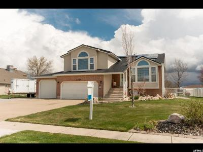 Weber County Single Family Home For Sale: 2174 N 3500 W