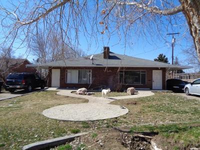Ogden UT Multi Family Home For Sale: $295,000