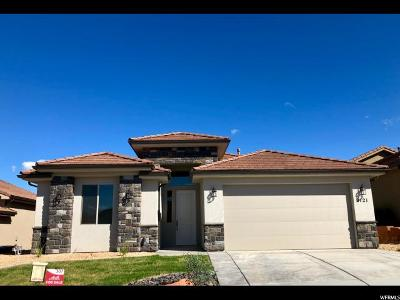 St. George Single Family Home For Sale: 2121 E Wyoming Dr #307