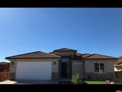 St. George Single Family Home For Sale: 2126 E Wyoming Dr #303