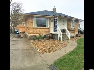 Brigham City Single Family Home For Sale: 628 S 200 W
