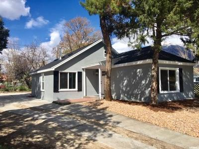 Provo Single Family Home For Sale: 73 E 500 S