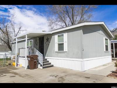 Weber County Single Family Home For Sale: 470 E 1050 N #114