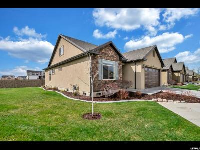Lindon Single Family Home For Sale: 1513 W 430 N