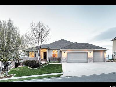 Draper Single Family Home For Sale: 523 E Rocky Knoll Ln S