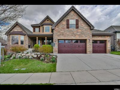 Lehi Single Family Home For Sale: 2198 W Aspen Wood Loop