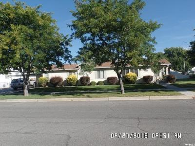 Price UT Single Family Home For Sale: $175,000