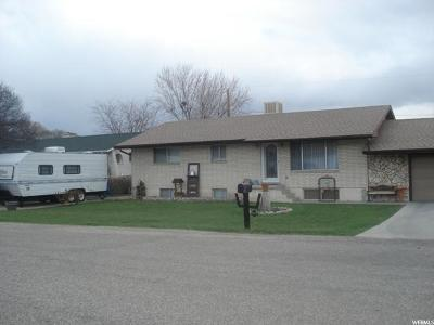 Helper Single Family Home For Sale: 1199 W 2060 N