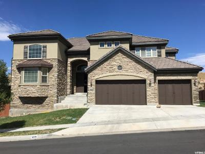 Lehi Single Family Home For Sale: 5019 N Shadow Wood Dr W