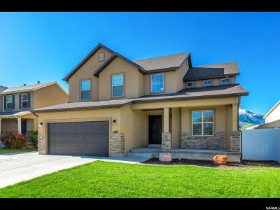 Spanish Fork Single Family Home For Sale: 1986 E 1130 S