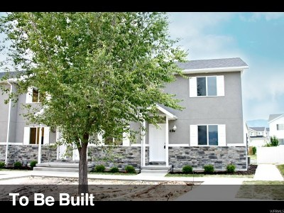 Tooele County Condo Under Contract: 733 W Ry Ln N