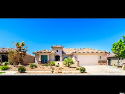 St. George Single Family Home For Sale: 4958 S Grapevine Dr