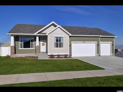 Herriman Single Family Home Under Contract: 6554 W Peacemaker Way