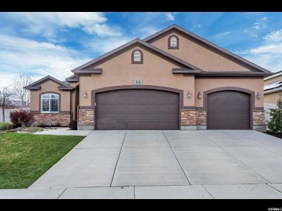 Riverton Single Family Home For Sale: 13446 S Cervina Way W